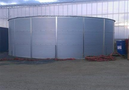 Water Tank Lining and Inside Insulation